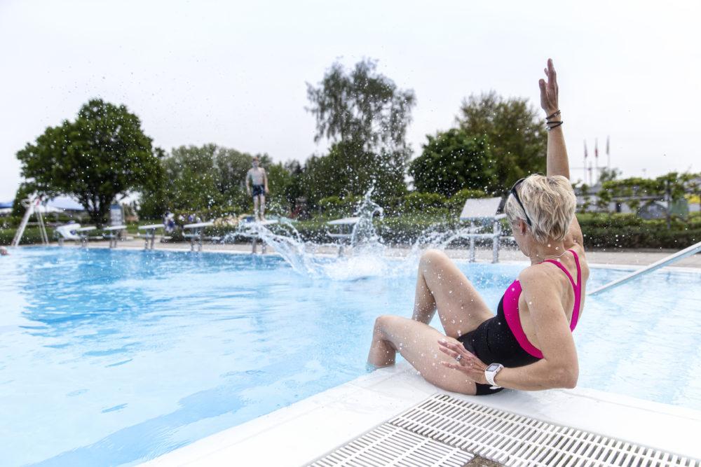 Schwimmbad Hörnli Kreuzlingen (Bild: © Raffael Soppelsa)