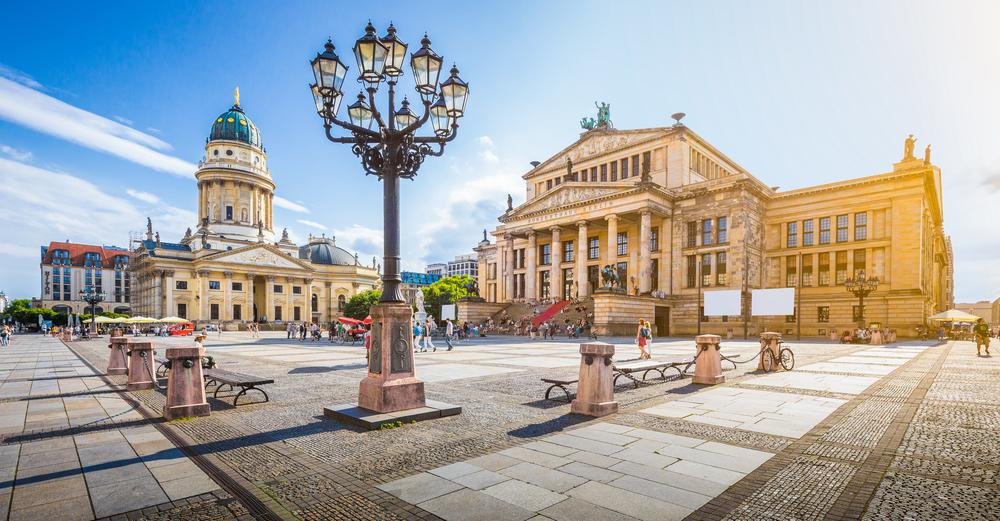 Gendarmenmarkt in Berlin (Bild: canadastock - shutterstock.com)