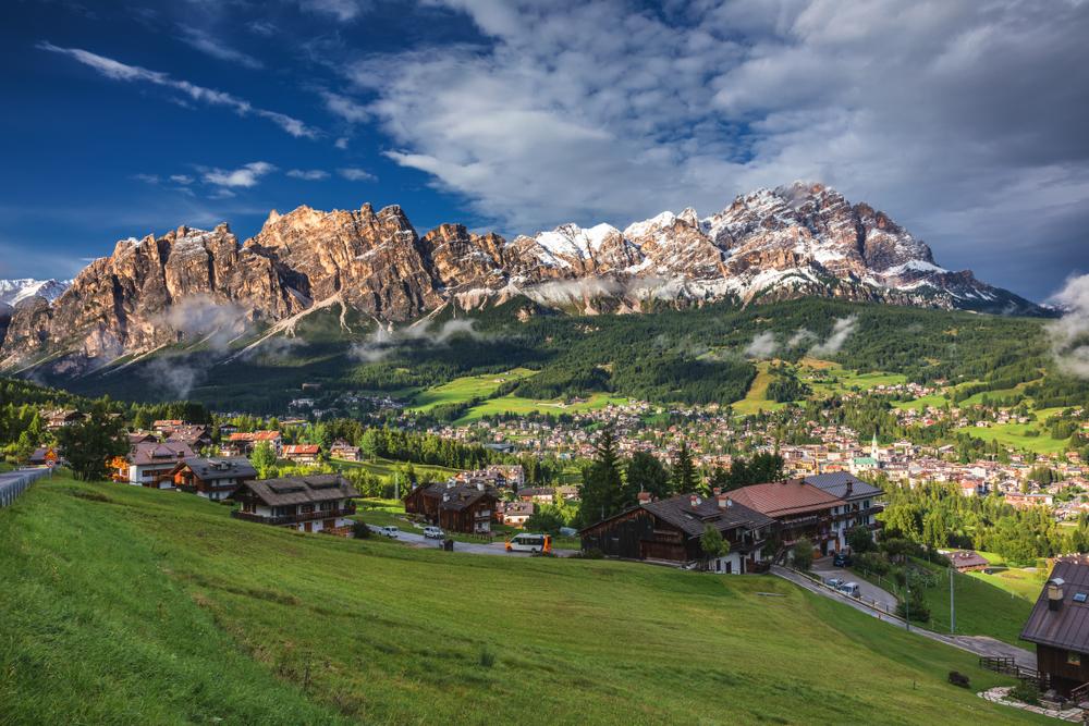 Provinz Belluno, Südtirol, Italien (Bild: DaLiu – shutterstock.com)