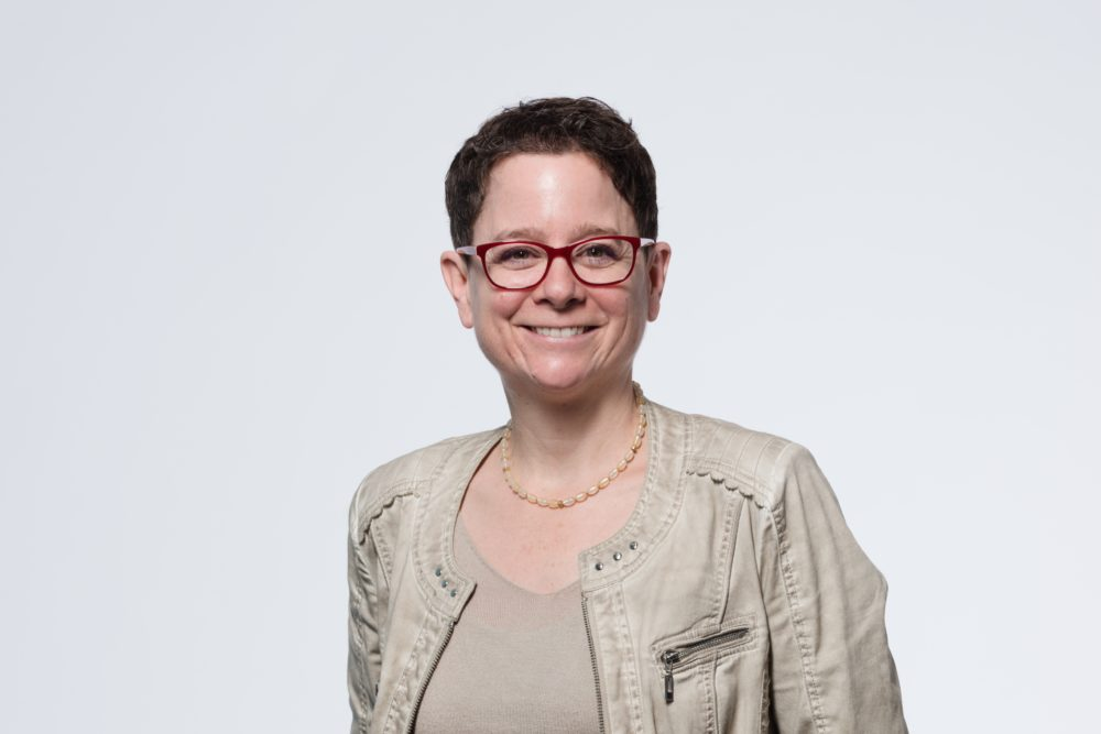Janine Bunte, CEO Schweizer Jugendherbergen