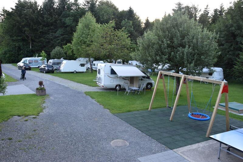 © Camping Sursee Waldheim