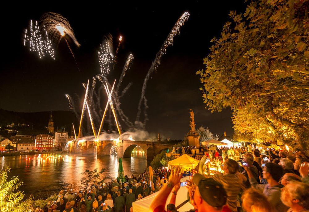 Besuchermagnet: Heidelberger Schlossbeleuchtung (Bild: © Heidelberg Marketing GmbH, Foto Tobias Schwerdt)