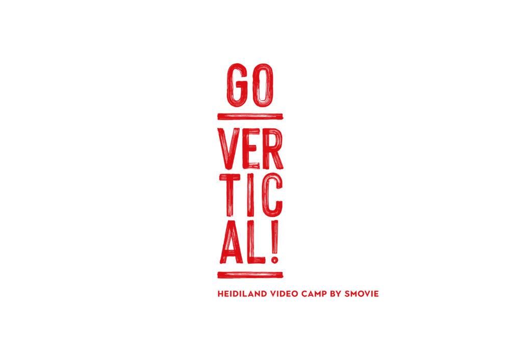 """Logo von """"GoVertical!"""" (Bild: © Heidiland Tourismus)"""