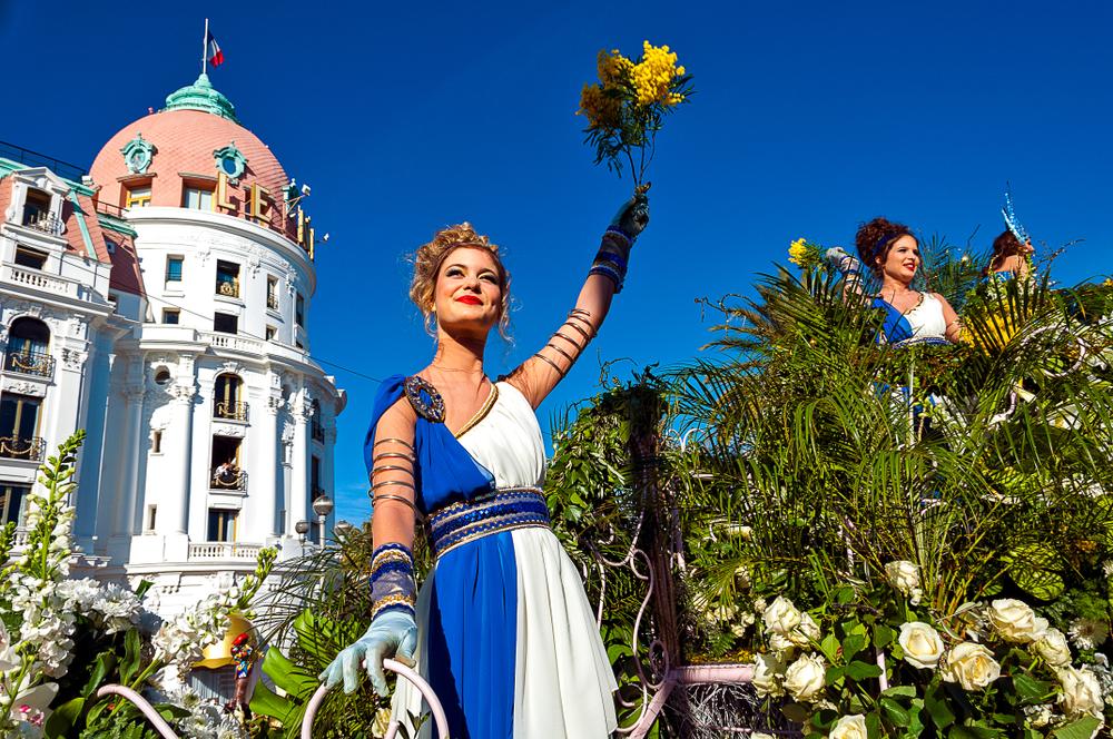 Karneval in Nizza. (Bild: BTWImages - shutterstock)