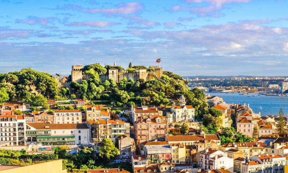 Beste Aussicht auf Lissabon. (Bild: LanaG - shutterstock)
