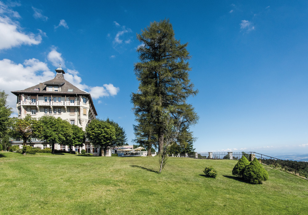 Grand Hotel des Rasses © CMJN