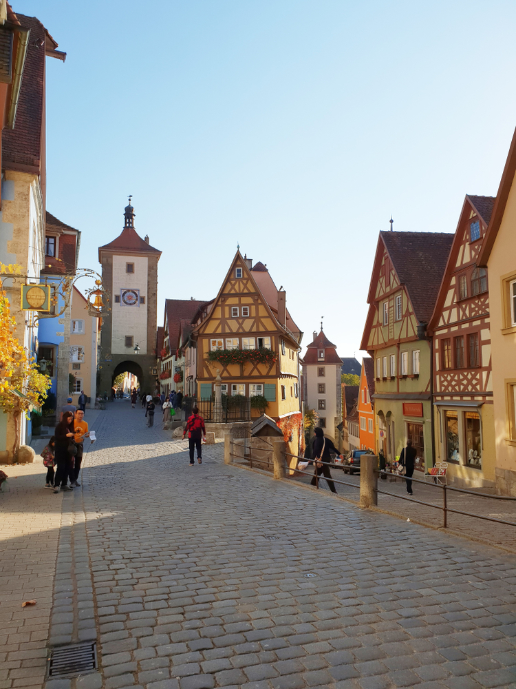 Rothenburg ob der Tauber (Bild: cytoplasm - shutterstock.com)