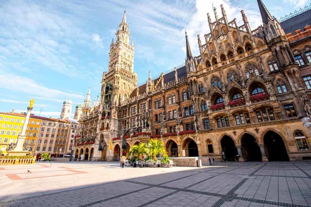 München, Rathaus (Bild: RossHelen - shutterstock.com)