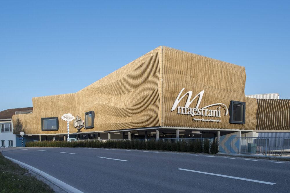 Schokoladenfabrik Maestrani (Bild: © Maestrani)