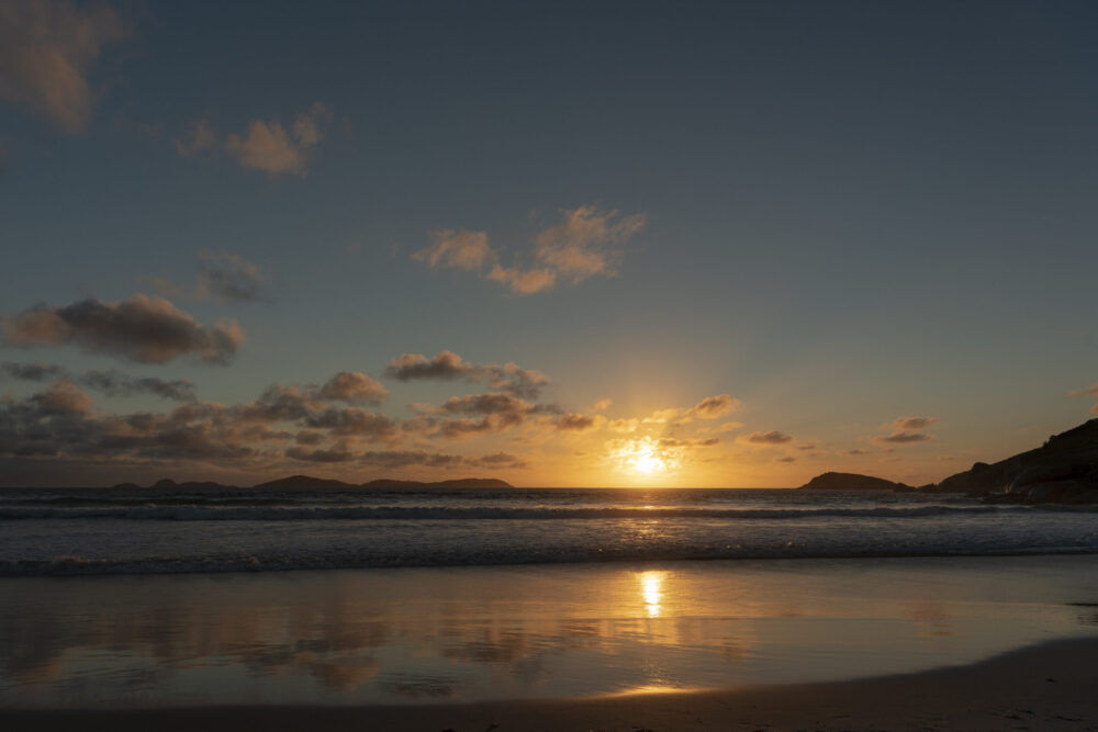 Wilsons Promontory National Park Beach (Bild: © Visit Victoria)