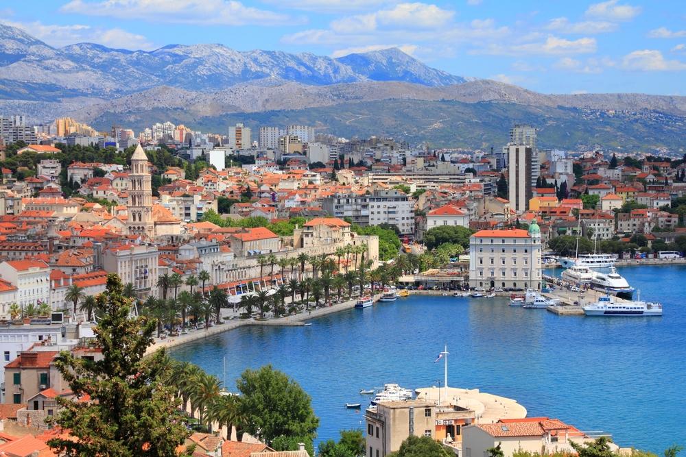 Split, Kroatien (Bild: Tupungato - shutterstock.com)