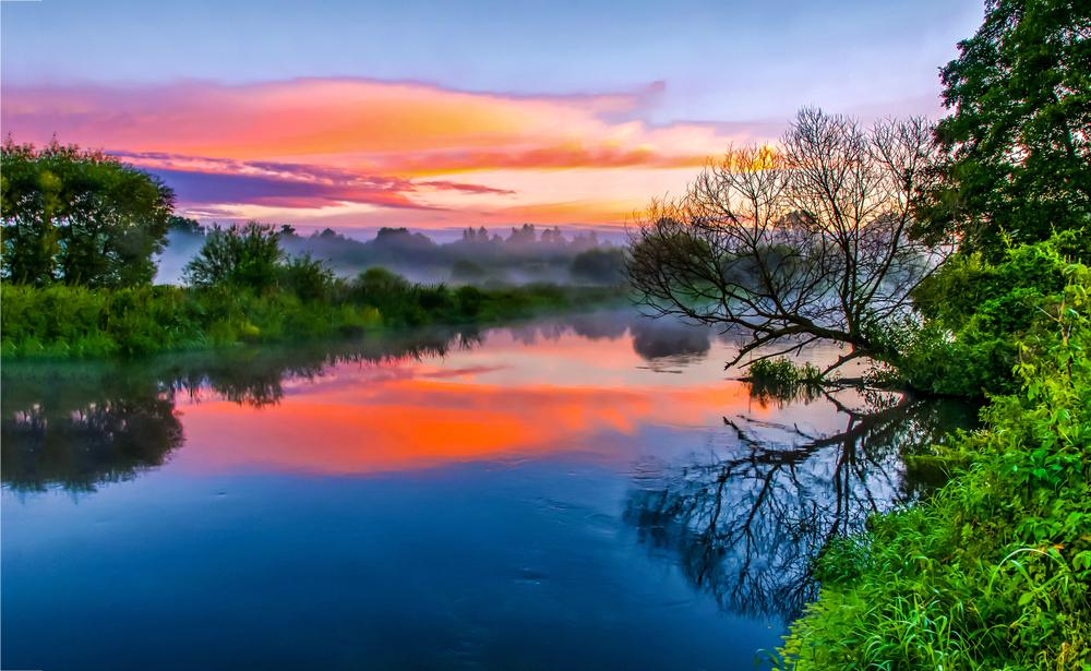 Reisen auf dem Fluss - ein echtes Abenteuer! (Bild: TSN52 - shutterstock.com)